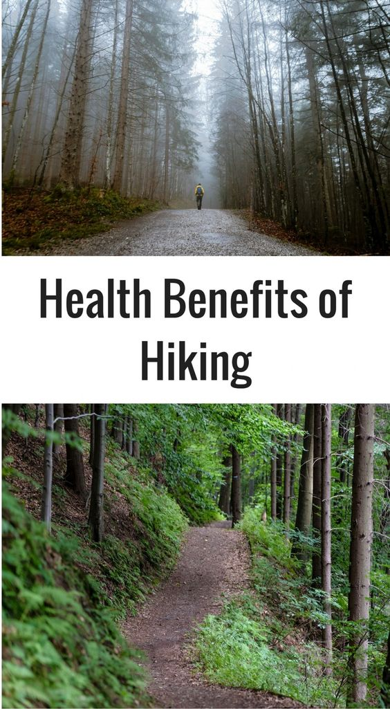 Health Benefits Of Hiking