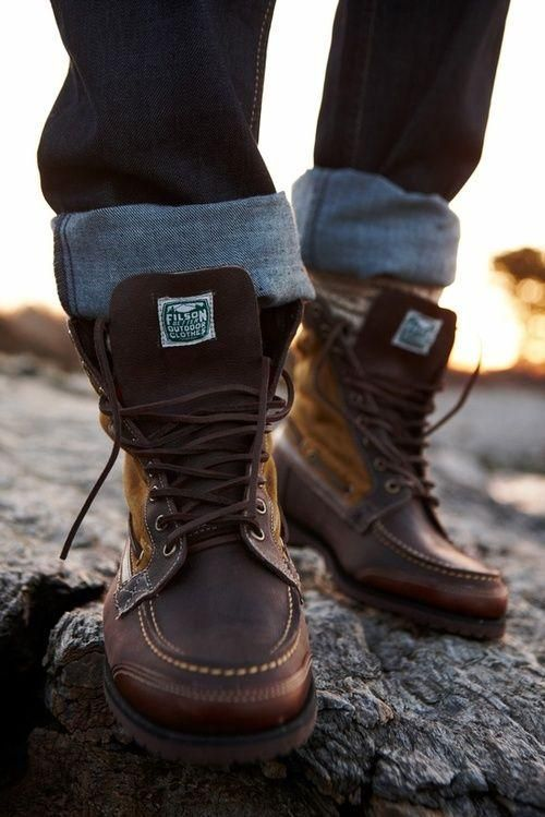 Hiking Boots & Proper Clothing