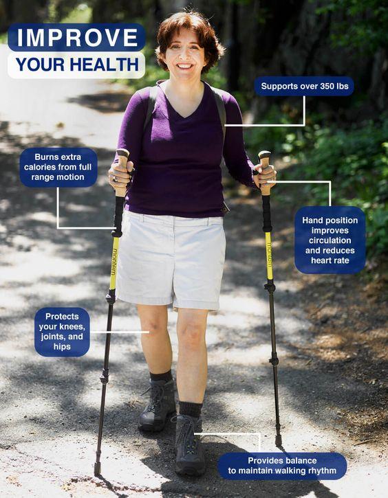 Hiking Good For Diabetes