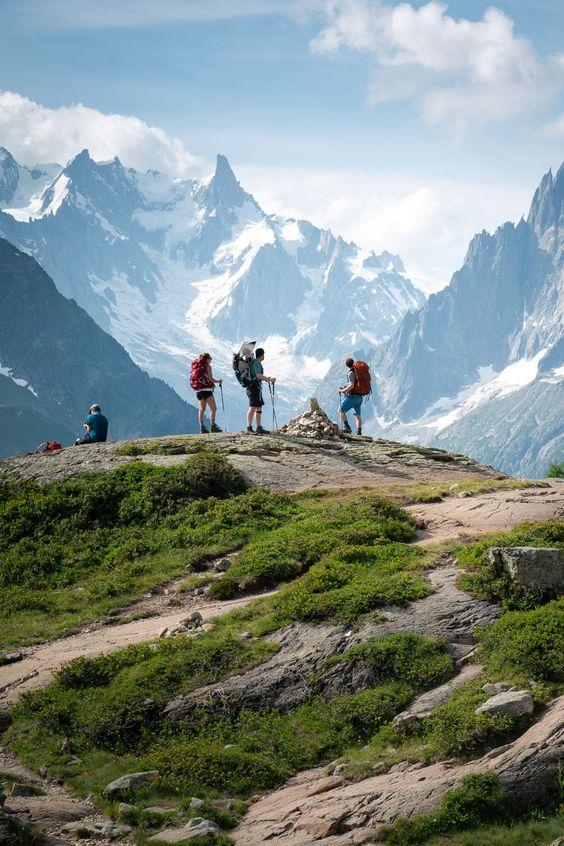 Hiking Improves Heart Health