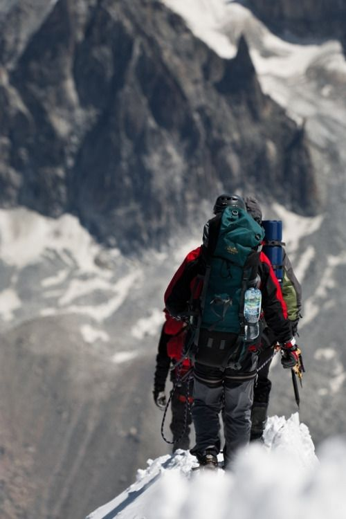 Hiking helps to reduce weight