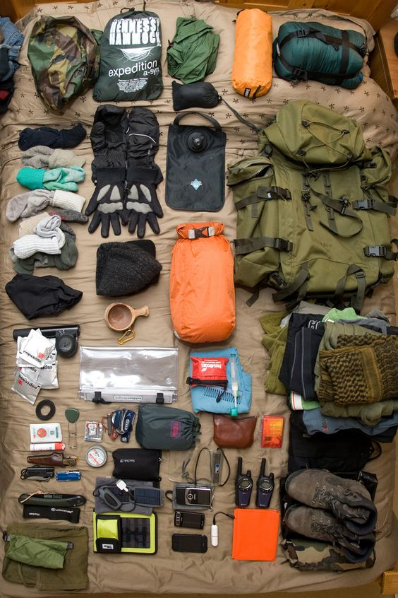 How To Pack According To Your Hiking Checklist