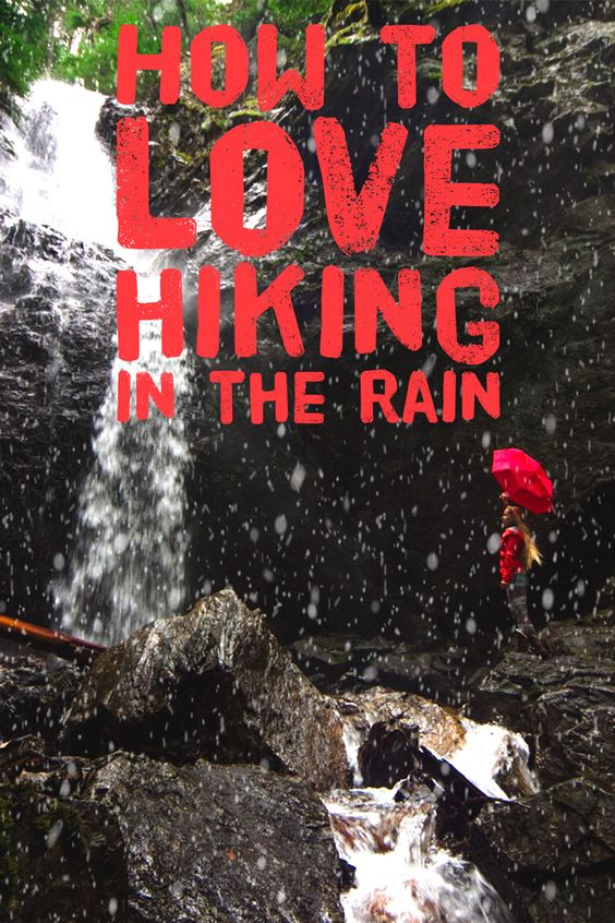 Safety Tips for Hiking in the Rain
